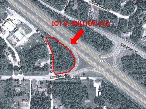 Lot 9 Laurance Road, North Pole, AK 99705 (MLS #131412) :: Madden Real Estate