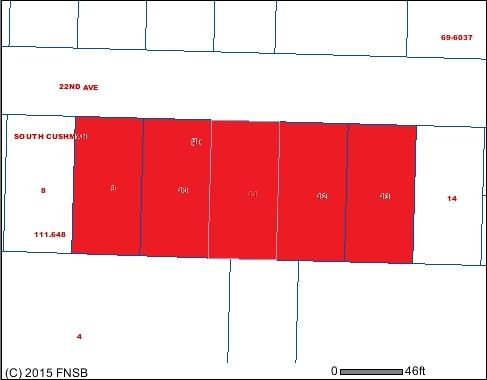 631, 621 & 613 22ND AVENUE, Fairbanks, AK 99701 (MLS #133518) :: Madden Real Estate