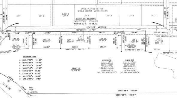 Lot 4 Lucille Avenue, North Pole, AK 99705 (MLS #133658) :: Madden Real Estate