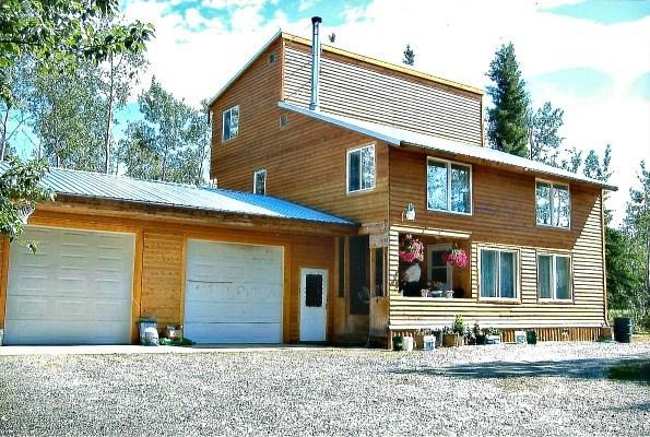 4790 Jack Warren Road, Delta Junction, AK 99737 (MLS #134061) :: Madden Real Estate