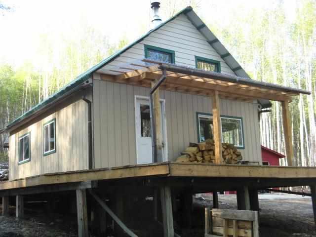 5934 Sherman Road, Fairbanks, AK 99709 (MLS #134769) :: Madden Real Estate