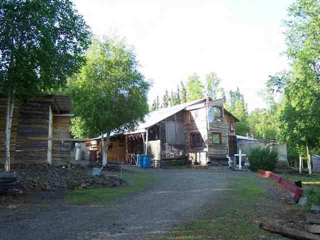 50 Mile Elliott Highway, Livengood, AK 99710 (MLS #134772) :: Madden Real Estate