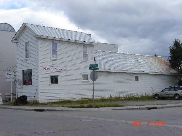 825 1ST AVENUE, Fairbanks, AK 99701 (MLS #134964) :: Madden Real Estate