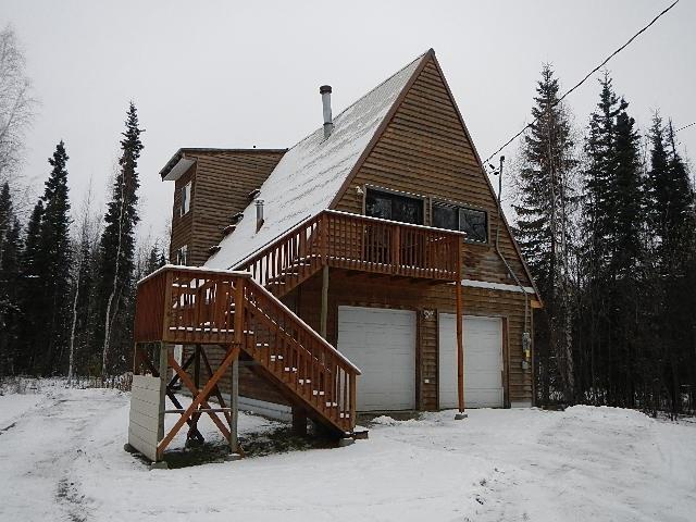 2301 Sunflower Loop, North Pole, AK 99705 (MLS #135772) :: Madden Real Estate