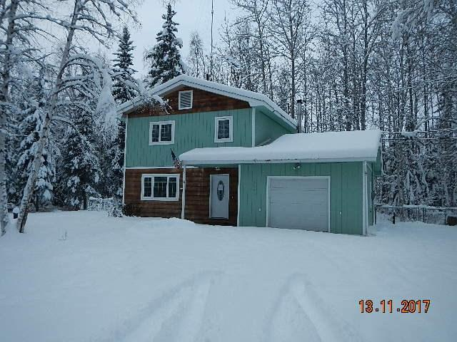 1945 Holmes Road, North Pole, AK 99705 (MLS #135859) :: Madden Real Estate