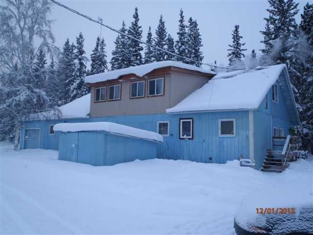 685 Keeling Road, North Pole, AK 99705 (MLS #136131) :: Madden Real Estate