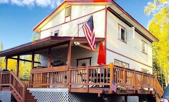1158 Walker Way, Fairbanks, AK 99709 (MLS #136389) :: Madden Real Estate