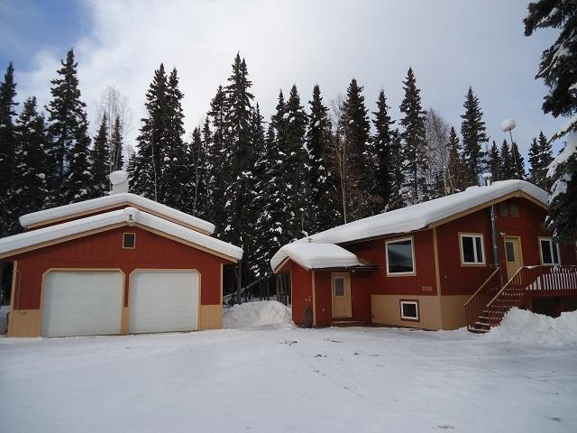 2891 Circle Loop Road, North Pole, AK 99705 (MLS #136575) :: Madden Real Estate