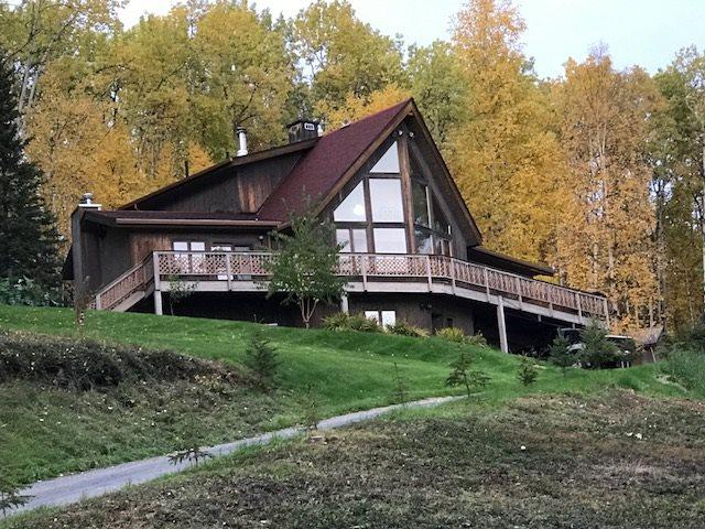 174 Eagle Ridge Road, Fairbanks, AK 99712 (MLS #136798) :: Madden Real Estate