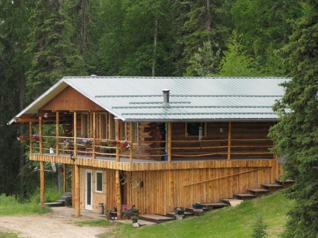 6134 Chena Hot Springs Road, Fairbanks, AK 99712 (MLS #136861) :: Madden Real Estate