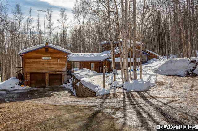 289 Rainbow Ridge Road, Fairbanks, AK 99712 (MLS #136934) :: Madden Real Estate