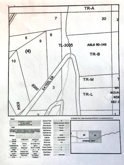 47 MILE Steese Highway, Fairbanks, AK 99712 (MLS #137746) :: Madden Real Estate