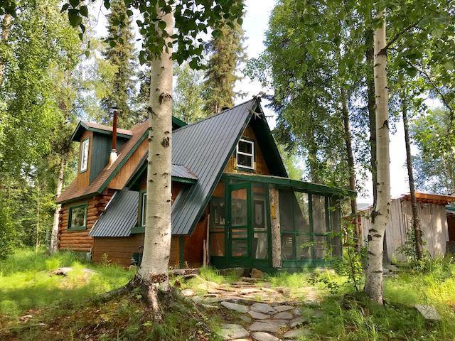 nhn Chatanika River, Fairbanks, AK 99712 (MLS #137881) :: Madden Real Estate
