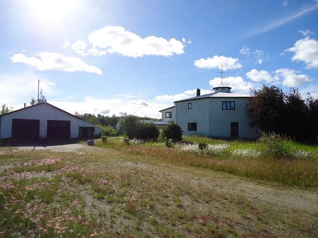 8276 Richardson Highway, Salcha, AK 99714 (MLS #137923) :: Madden Real Estate