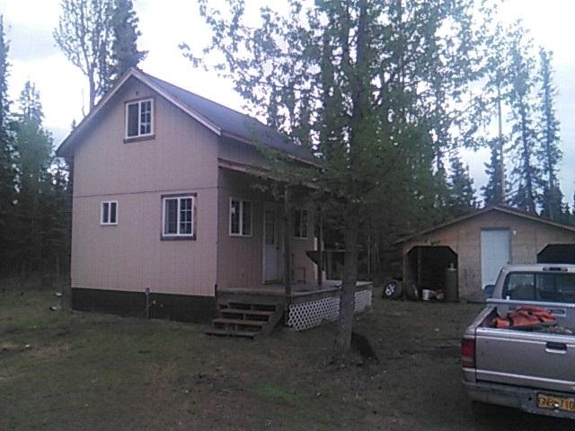 NHN Eisenhower Drive, Healy, AK 99743 (MLS #137940) :: Madden Real Estate