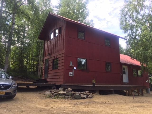 275 Ester Drive, Fairbanks, AK 99701 (MLS #138181) :: Madden Real Estate