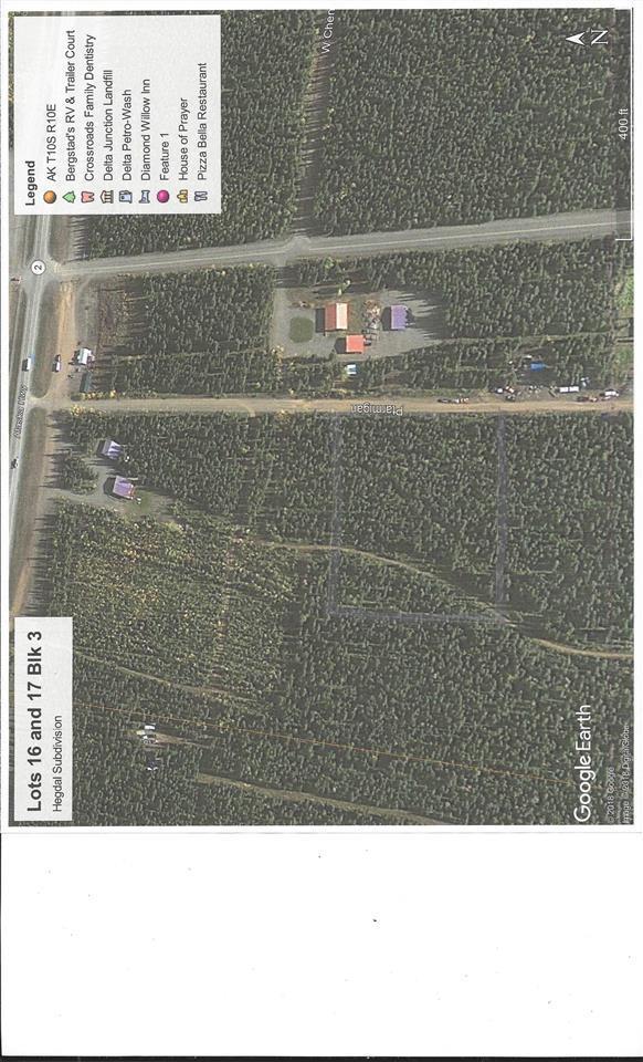 L16-17 John Street, Tok, AK 99780 (MLS #139137) :: RE/MAX Associates of Fairbanks