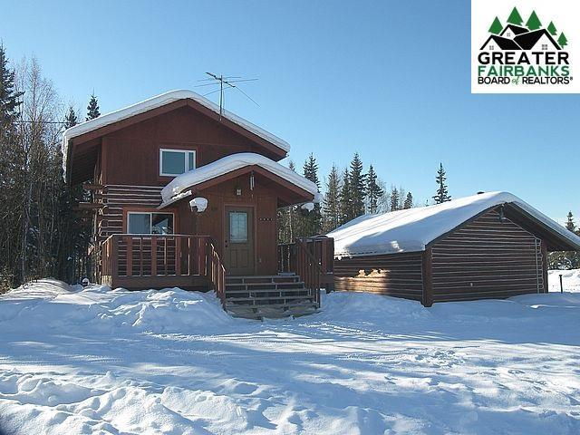 859 Chena Pump Road, Fairbanks, AK 99709 (MLS #139847) :: Powered By Lymburner Realty