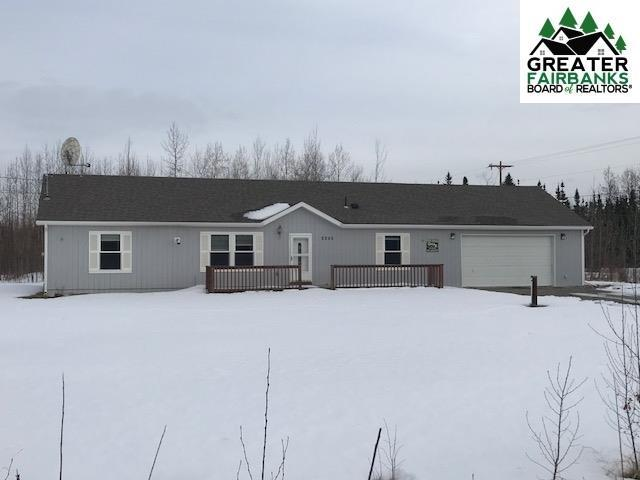 2250 Bordeaux Street, North Pole, AK 99705 (MLS #140024) :: RE/MAX Associates of Fairbanks