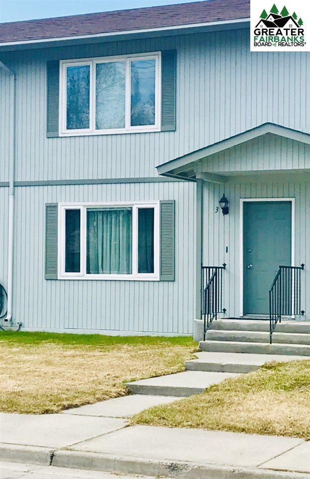 1701 2ND AVENUE, Fairbanks, AK 99701 (MLS #140763) :: Powered By Lymburner Realty