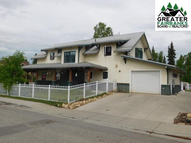 856 Sixth Avenue, Fairbanks, AK 99701 (MLS #140885) :: Madden Real Estate