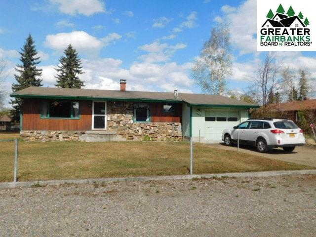 1848 Esquire Avenue, Fairbanks, AK 99701 (MLS #140888) :: Powered By Lymburner Realty