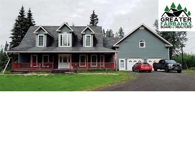 2990 Glide Court, North Pole, AK 99705 (MLS #141484) :: RE/MAX Associates of Fairbanks