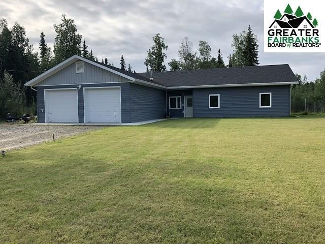 3847 Tractor Drive, North Pole, AK 99705 (MLS #141539) :: Powered By Lymburner Realty