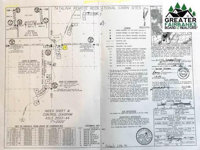 nhn 49 MILE ELLIOTT HIGHWAY, Fairbanks, AK 99712 (MLS #141938) :: Madden Real Estate