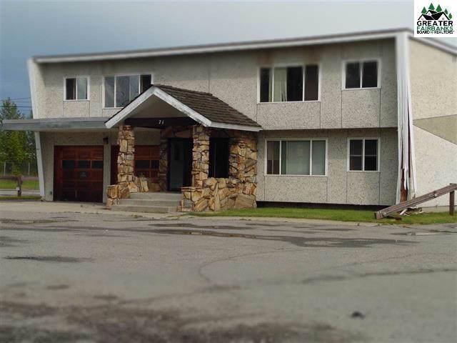 71 #4 Slater Drive, Fairbanks, AK 99701 (MLS #142326) :: Powered By Lymburner Realty