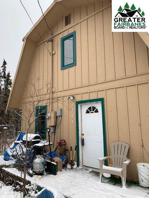 2145 Destination Avenue, Fairbanks, AK 99709 (MLS #142564) :: Powered By Lymburner Realty