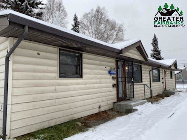 1500 Denali Way, Fairbanks, AK 99701 (MLS #142772) :: Powered By Lymburner Realty