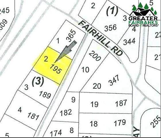 Lot 2, Block 3 City Lights Boulevard, Fairbanks, AK 99712 (MLS #143483) :: Madden Real Estate