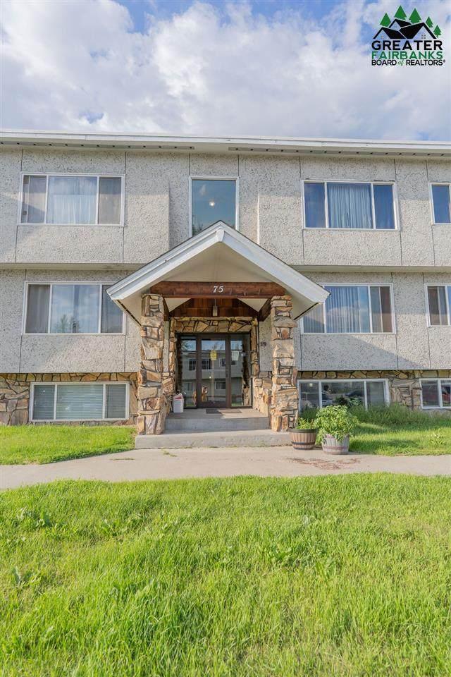 75 Slater Drive, Fairbanks, AK 99701 (MLS #144463) :: Powered By Lymburner Realty