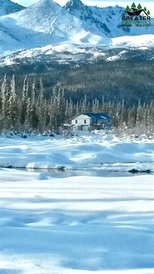 1327.6 Alaska Highway, Tok, AK 99780 (MLS #144883) :: RE/MAX Associates of Fairbanks