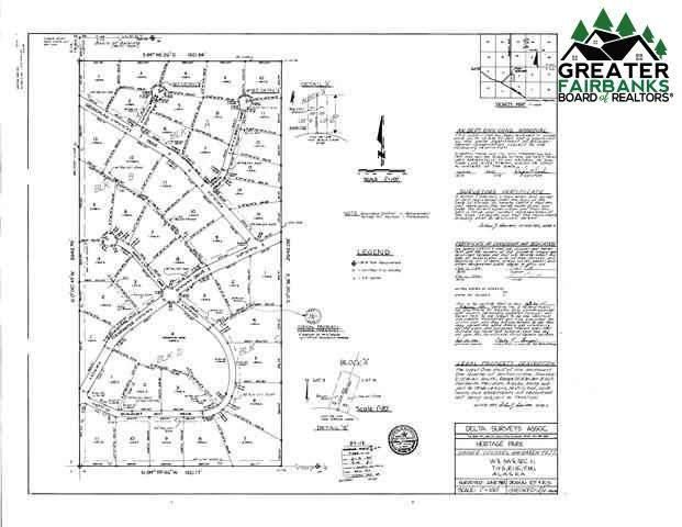 Lot 2 Clearwater Drive, Delta Junction, AK 99737 (MLS #145036) :: RE/MAX Associates of Fairbanks