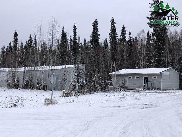 2571 Old Mission Road, North Pole, AK 99705 (MLS #145400) :: RE/MAX Associates of Fairbanks