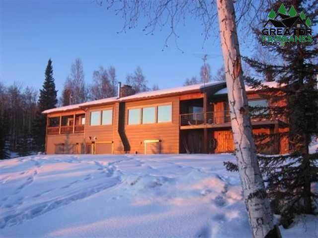 929 Cranberry Ridge Drive, Fairbanks, AK 99709 (MLS #145859) :: Powered By Lymburner Realty