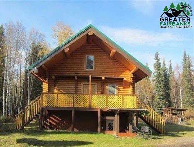 345 Grange Hall Road, Fairbanks, AK 99712 (MLS #146228) :: Powered By Lymburner Realty