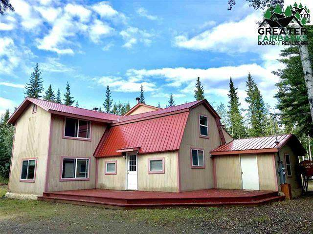 7058 Trails End, Delta Junction, AK 99737 (MLS #146446) :: RE/MAX Associates of Fairbanks