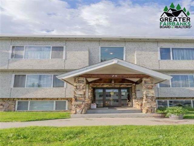 75-2 Slater Drive, Fairbanks, AK 99701 (MLS #146767) :: RE/MAX Associates of Fairbanks