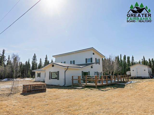 NHN Graphite Lane, Healy, AK 99743 (MLS #146868) :: Powered By Lymburner Realty