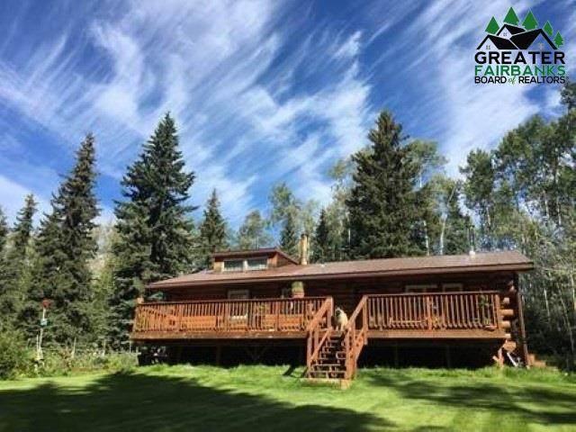 393 Little Chena Drive, Fairbanks, AK 99712 (MLS #146996) :: RE/MAX Associates of Fairbanks