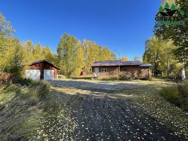 8334 Richardson Highway, Salcha, AK 99714 (MLS #148344) :: RE/MAX Associates of Fairbanks