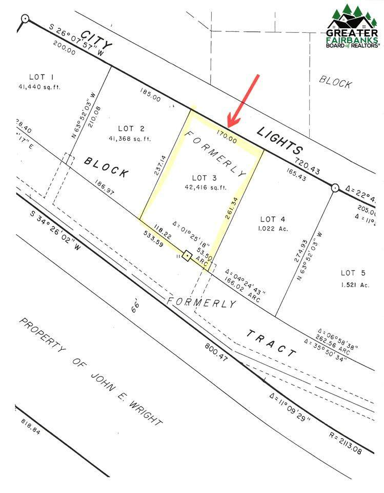 Lot 3, block 3 City Lights Boulevard - Photo 1
