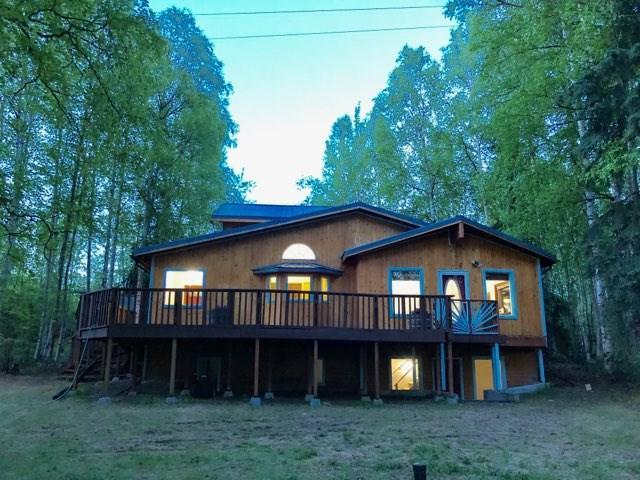 810 N Old Steese Highway, Fairbanks, AK 99701 (MLS #137508) :: Madden Real Estate