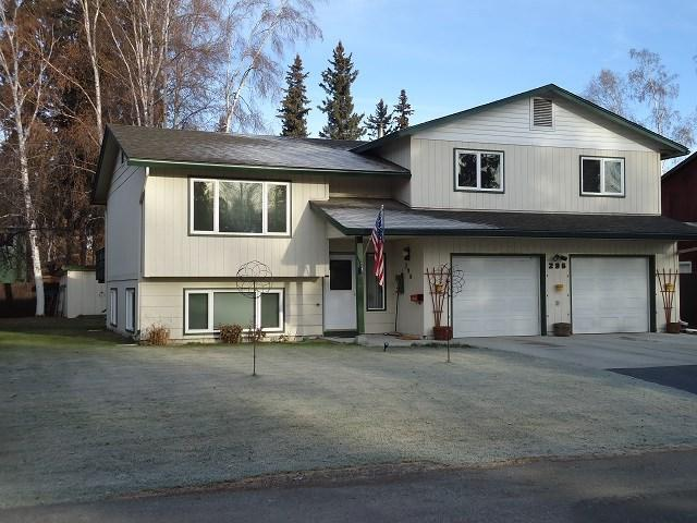 296 Le Ann Drive, Fairbanks, AK 99701 (MLS #138836) :: Madden Real Estate