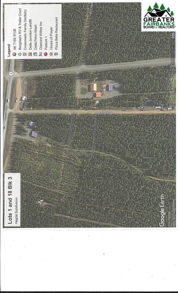 L1 & 18 Sheldon Avenue, Tok, AK 99780 (MLS #139136) :: Powered By Lymburner Realty