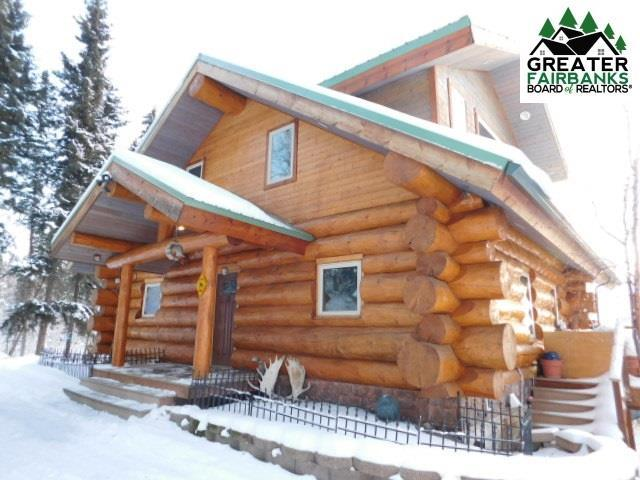 3919 Dobro Drive, Fairbanks, AK 99709 (MLS #139285) :: Madden Real Estate