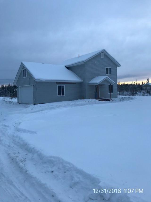 1260 Pueblo Street, North Pole, AK 99705 (MLS #139607) :: RE/MAX Associates of Fairbanks